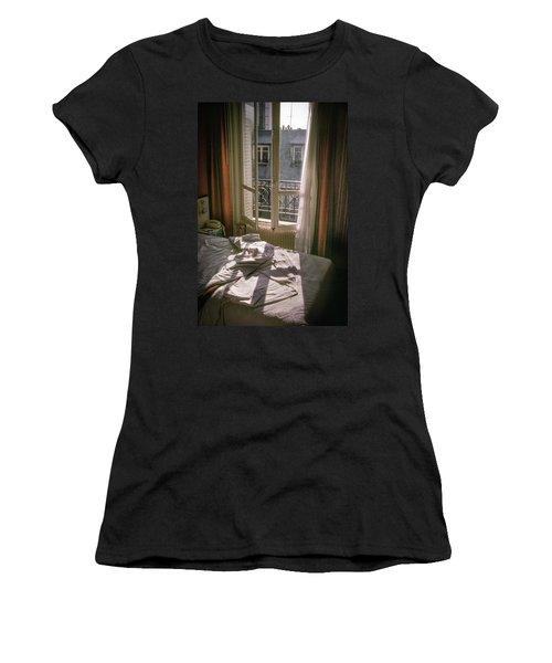 Paris Morning Women's T-Shirt