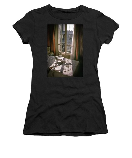 Paris Morning Women's T-Shirt