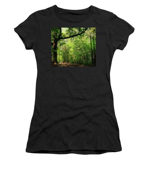 Paris Mountain State Park South Carolina Women's T-Shirt