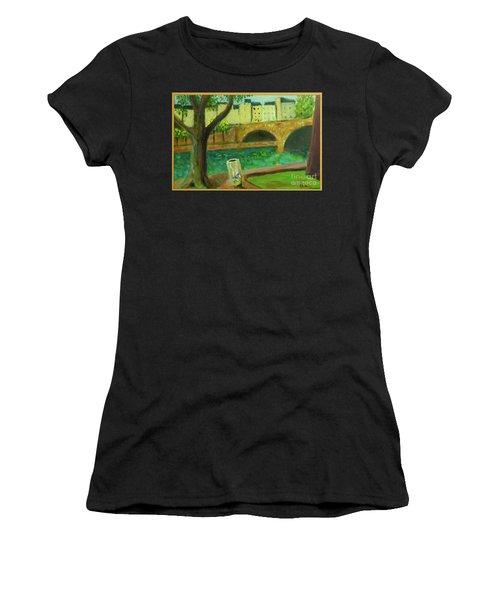 Paris Rubbish Women's T-Shirt