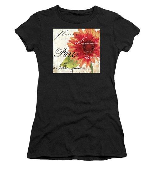 Paris Songs II Women's T-Shirt