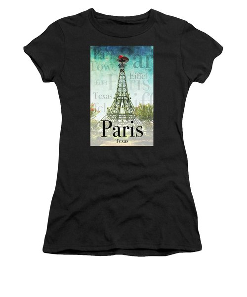 Paris Texas Style Women's T-Shirt