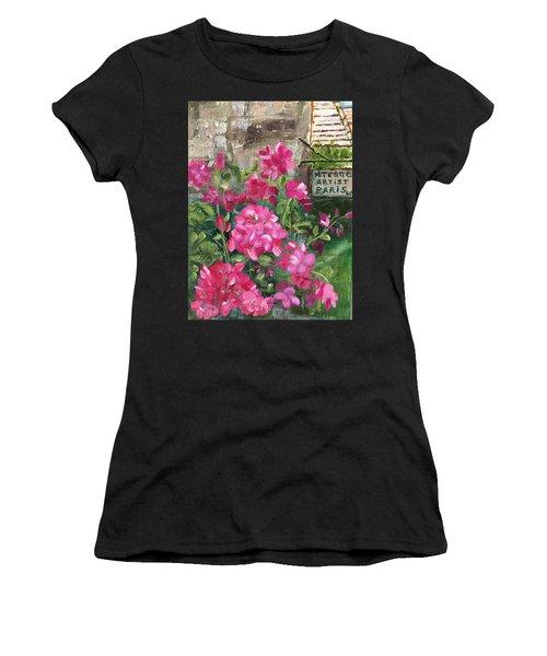 Paris, Wisconsin Women's T-Shirt (Athletic Fit)