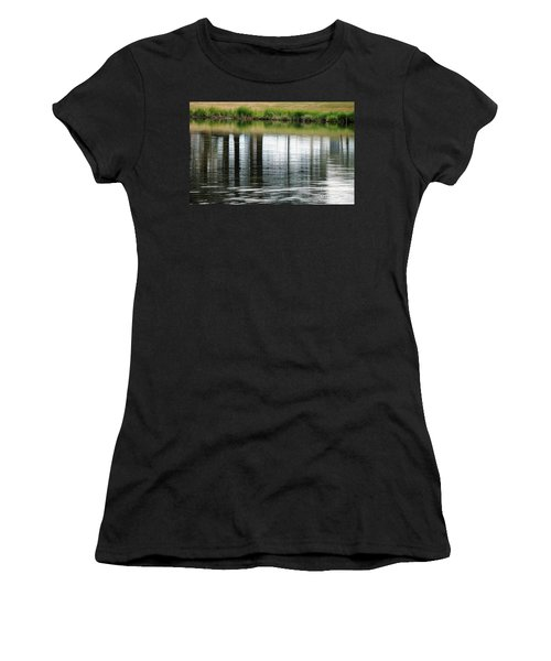 Park Reflections Women's T-Shirt (Athletic Fit)