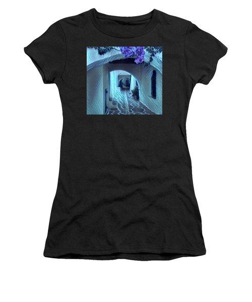 Paros Island Beauty Women's T-Shirt