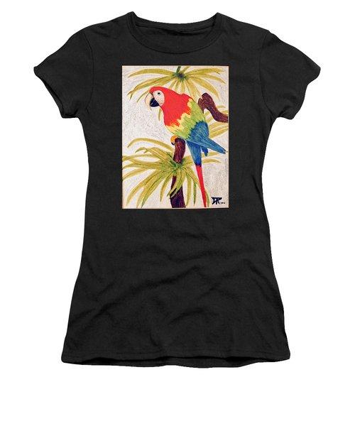 Parrot Women's T-Shirt