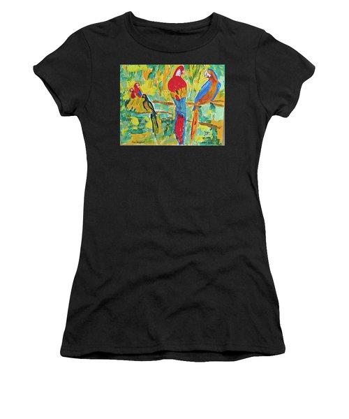 Parrots Women's T-Shirt