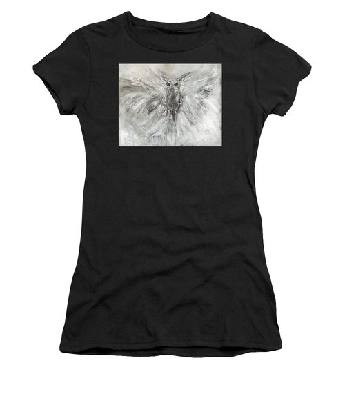 Passage Of Spirit -  The Guardian  Women's T-Shirt (Athletic Fit)
