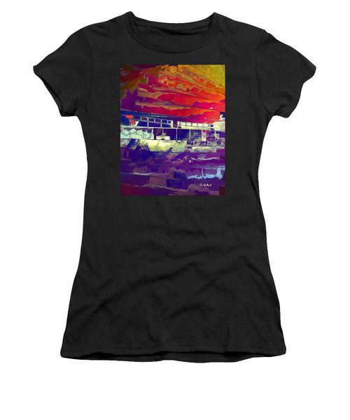 Passing Attraction Women's T-Shirt (Athletic Fit)