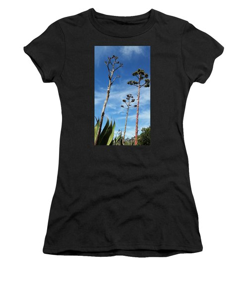 Passing Centuries Women's T-Shirt (Athletic Fit)