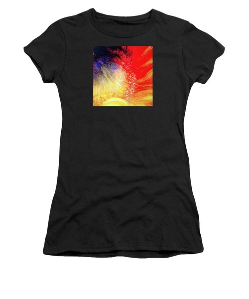 Passions From Within Women's T-Shirt (Athletic Fit)