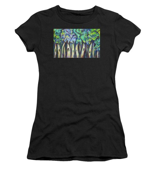 Past And Present Women's T-Shirt