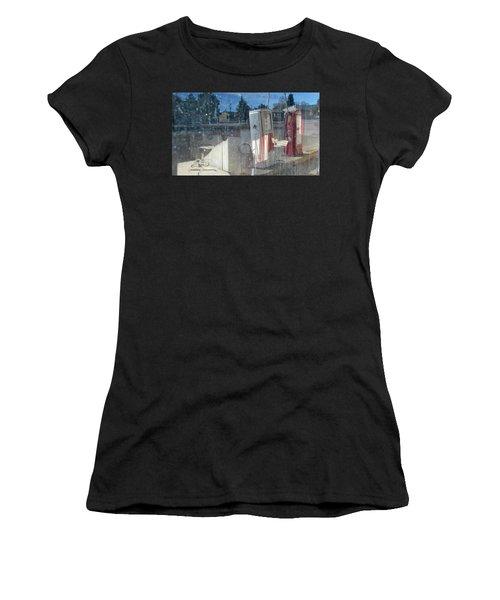 Past Gas Women's T-Shirt (Athletic Fit)