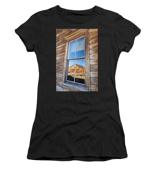 Past Reflections Women's T-Shirt (Athletic Fit)