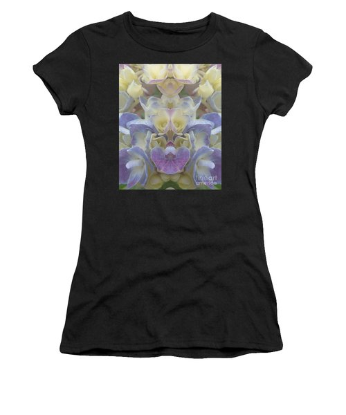 Pastel Blooms Women's T-Shirt