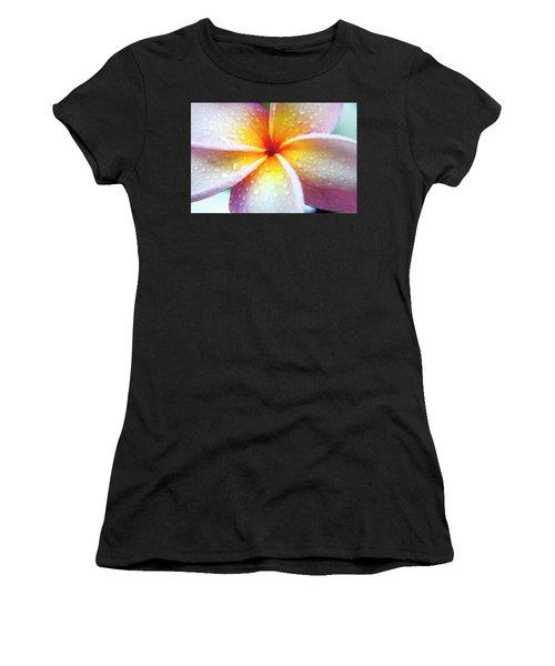 Pastel Droplets Women's T-Shirt