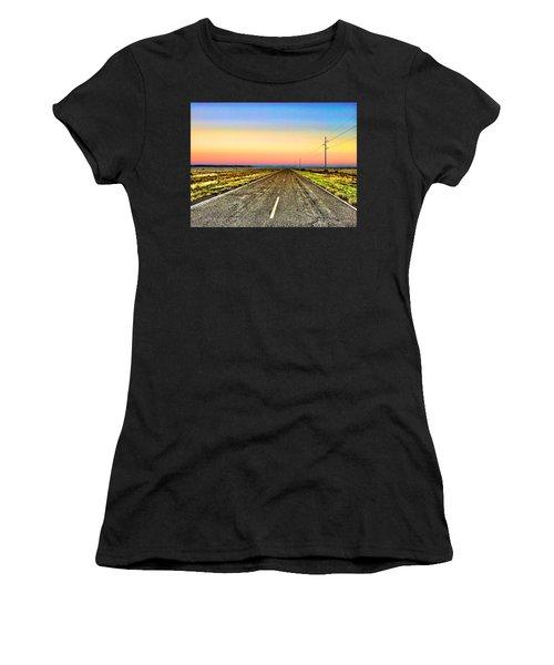 Pastel Morning Women's T-Shirt