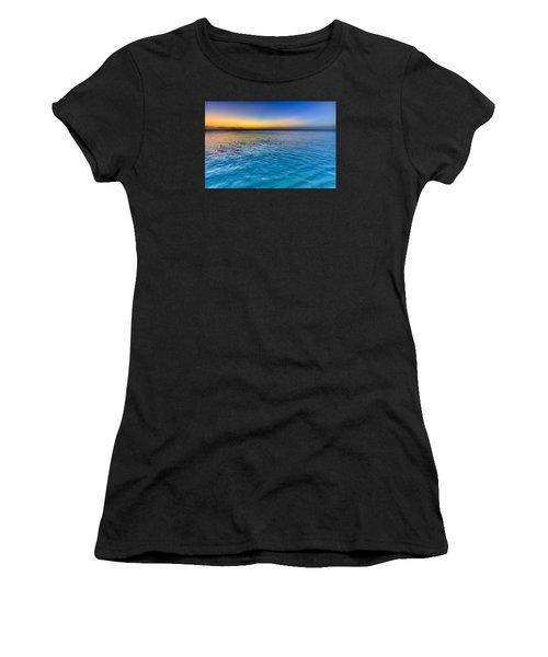Pastel Ocean Women's T-Shirt