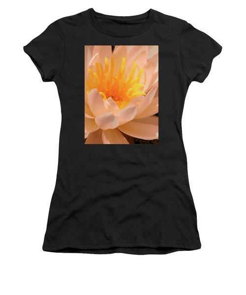 Pastel Pleasures  Women's T-Shirt (Athletic Fit)