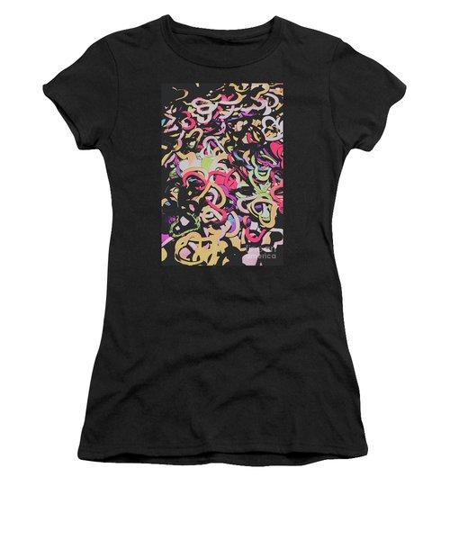 Pastel Pop Heart Women's T-Shirt