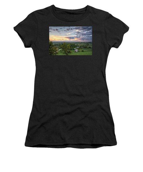 Pastel Spring Morning Women's T-Shirt