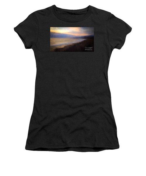 Pastel Sunset Women's T-Shirt