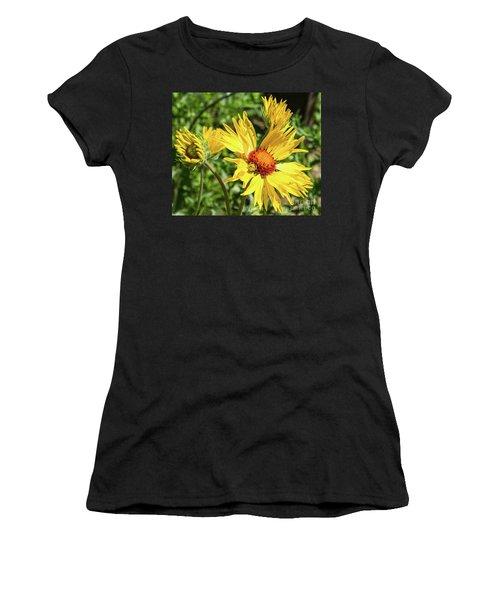 Patient Spider Women's T-Shirt (Athletic Fit)