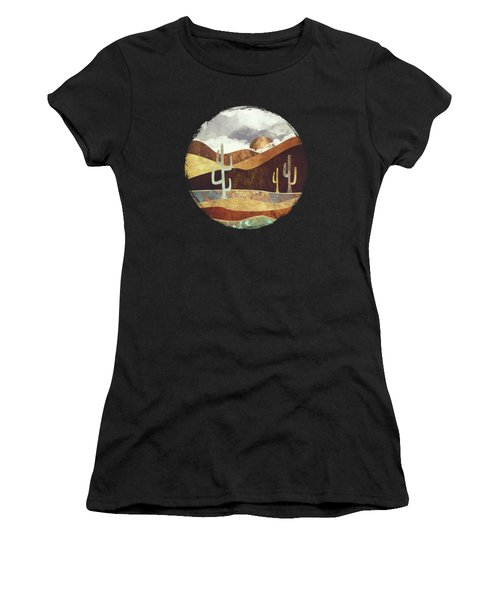 Patina Desert Women's T-Shirt (Athletic Fit)