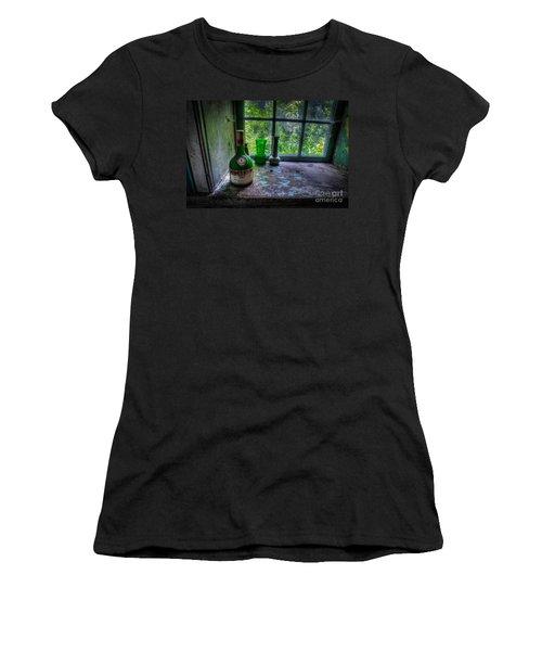 Patina In Green Women's T-Shirt