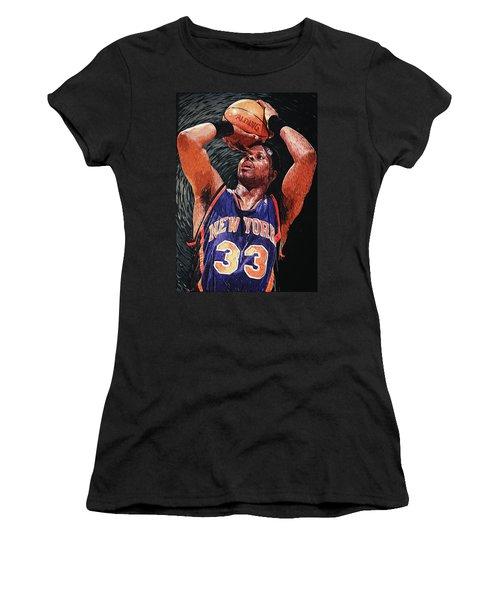 Patrick Ewing Women's T-Shirt