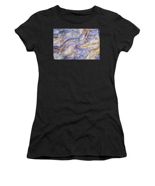 Patterns In Rock 5 Women's T-Shirt
