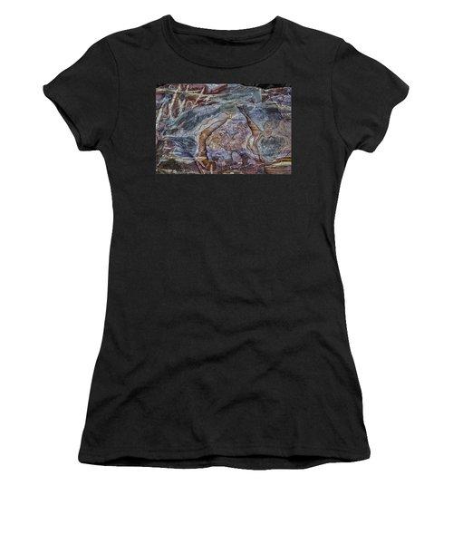 Patterns In Rock Women's T-Shirt