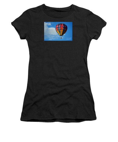 Patterns In The Sky Women's T-Shirt (Athletic Fit)