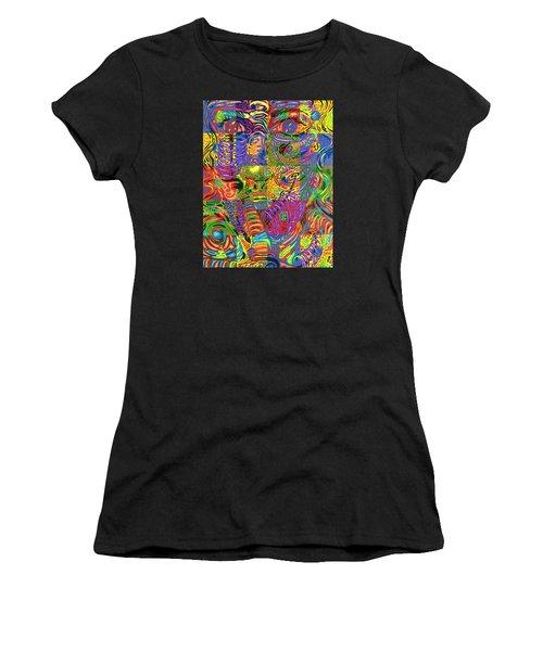 Patterns Of Personality Women's T-Shirt