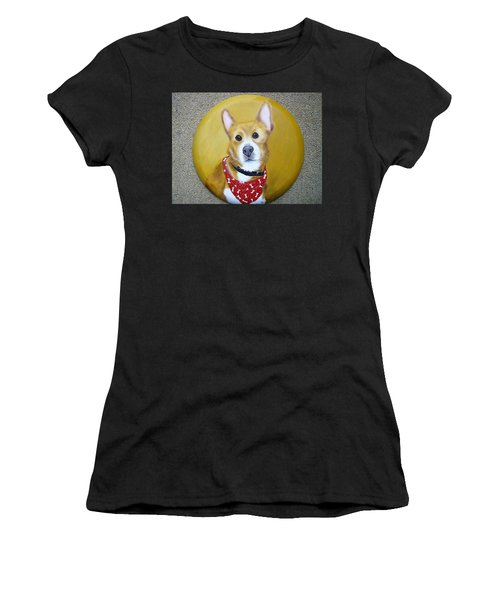 Patti's Grand-dog Women's T-Shirt (Athletic Fit)