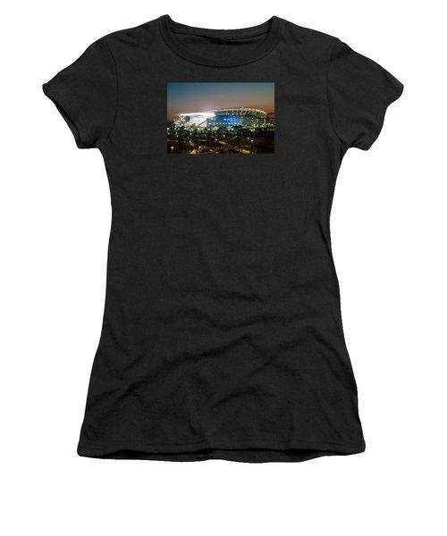 Paul Brown Stadium Women's T-Shirt (Athletic Fit)