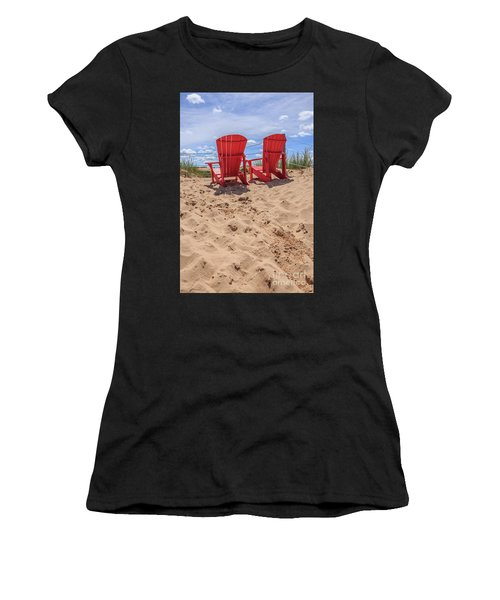 Peace Among The Dunes Women's T-Shirt