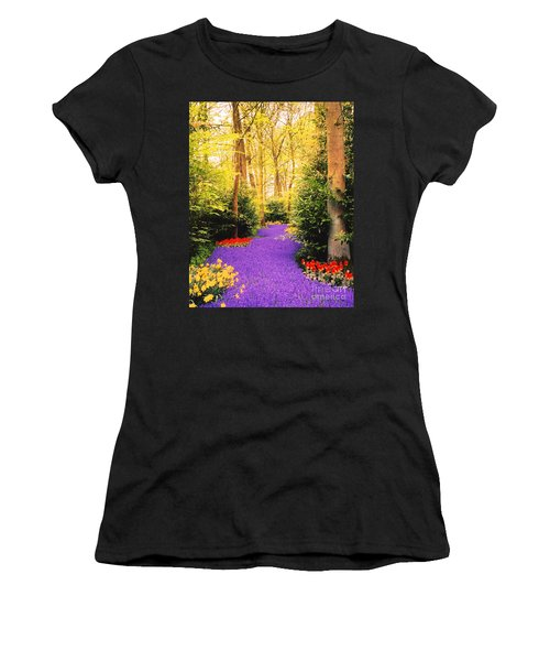 Peace, Like A River Women's T-Shirt