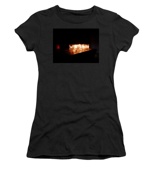 Peace On A Stormy Night Women's T-Shirt