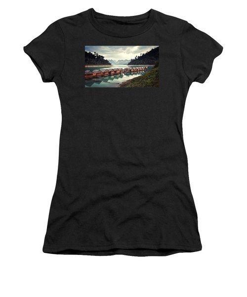 Peace On The Lake Women's T-Shirt
