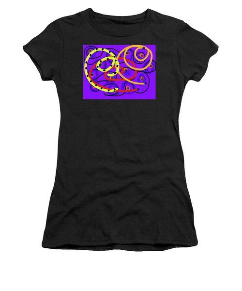 Peaceful Passion In Memories Women's T-Shirt (Athletic Fit)