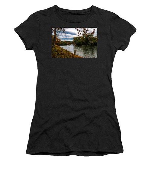 Peaceful River Women's T-Shirt