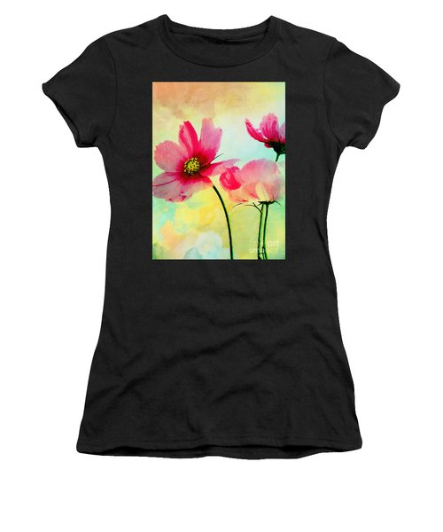 Peacefulness Women's T-Shirt (Athletic Fit)