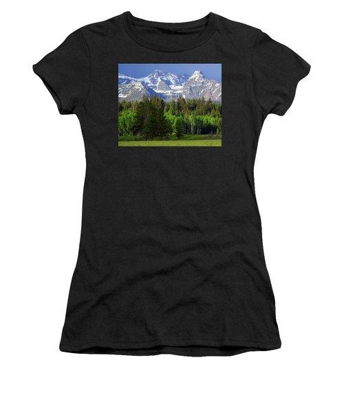 Peaks Women's T-Shirt