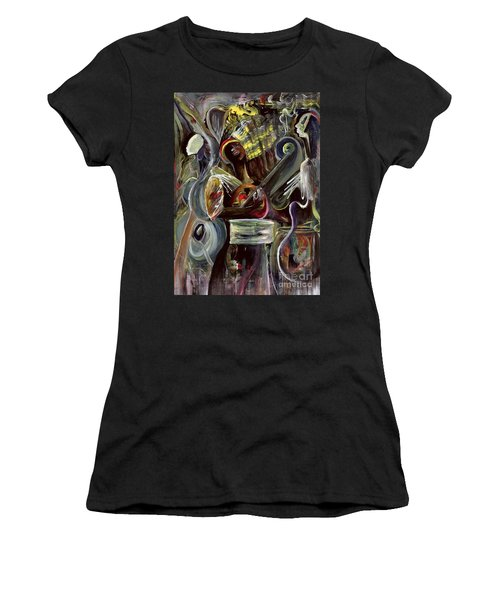 Pearl Jam Women's T-Shirt (Athletic Fit)