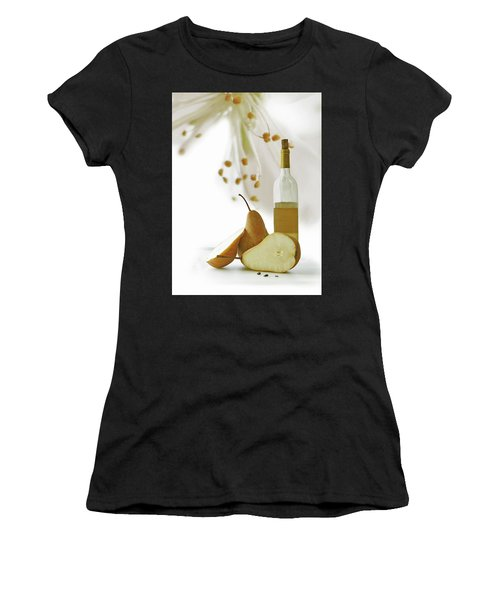 Pears Blossom Women's T-Shirt (Athletic Fit)