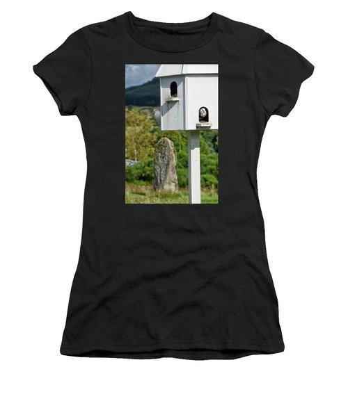 Peek-a-doo Women's T-Shirt