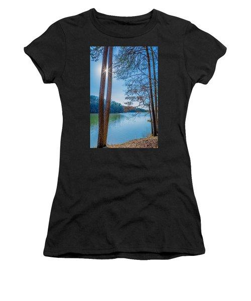 Peeping Sun Women's T-Shirt
