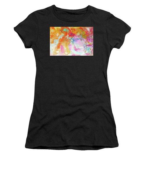 Pegasus Women's T-Shirt (Athletic Fit)