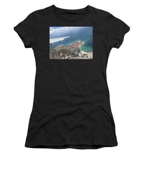 Pelican Key St Maarten Women's T-Shirt
